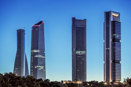 Centros de negocios en Madrid